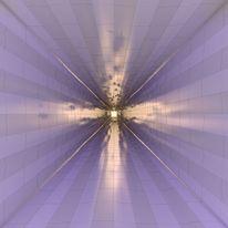 3d, Blender, Spiegelung, Digitale kunst