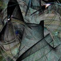 Fraktalkunst, Incendia, Digital, Digitale kunst