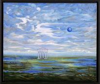 Malerei, Magischer realismus, Phantastischer realismus, Natur