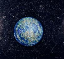 Phantastische malerei, Malerei, Planet