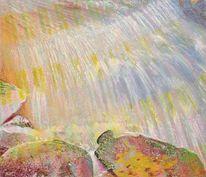 Stein, Flusslandschaft, Wasserfälle, Felsen