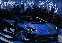 Lamborghini, Aventador, Auto, Sportwagen
