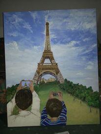 Malerei, Ölmalerei, Paris
