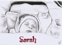 Baby, Kinderwagen, Schlaf, Decke