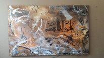 Abstrakt, Malerei, Acrylmalerei, Startup