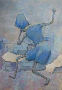 Kubismus, Abstrakt, Primitivismus, Expressionismus