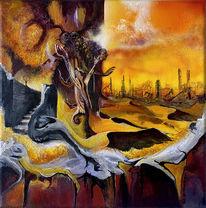 Wüste, Umbruch, Umwelt, Blindheit
