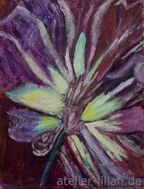 Lila, Blumen, Blüte, Violett