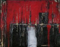Mut, Ruhe, Abstrakt, Modern