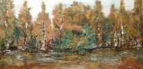Wind, Herbst, Baum, Regen