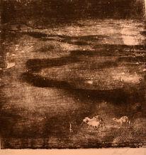Fotografie, Radierung, Kupferplatte, Druckgrafik