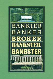 Poesie, Banker gangster, Plakatkunst, Druckgrafik
