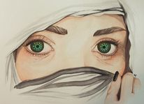 Sehnsucht, Orient, Portrait, Hoffnung