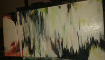 Versinken, Chaos, Abstrakt, Bewegung