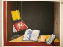 Malerei, Acrylmalerei, Literatur