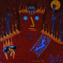 Klee, Hommage, Malerei,