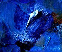 Fotografie, Blau, Ausschnitt