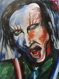 Manson, Götter, Malerei,