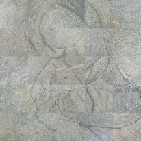 Pflaster, Gehwegplatten, Struktur, Granit
