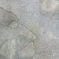 Quadrat, Gehwegplatten, Collage, Stadt