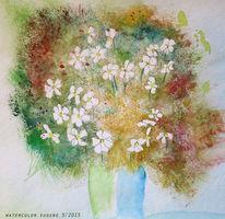 Papier 300gr, Aquarellmalerei, Aquarell