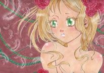 Rose, Unschuld, Kitsch, Virginity