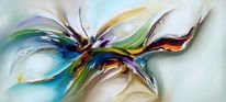 Fantasie, Atlantis, 3d, Modern abstract original