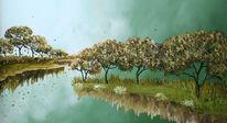 Fantasie, Natur, Malerei
