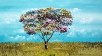 Fantasie, Natur, Malerei,