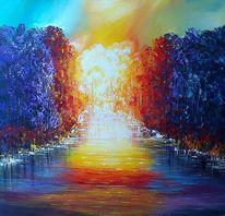 Malerei, Natur