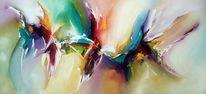 Abstrakt, Modern, Fantasie, Malerei