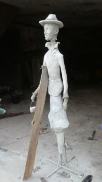 Rzeźba, Beton, Kunsthandwerk