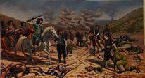 Geschichte, Kampf, Krieg, Malerei
