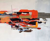 Malerei, Universum, Abstrakte malerei, Geometrie