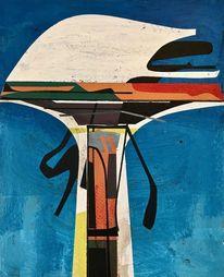 Luft, Abstrakt maleri, Technologie, Metaphysisch