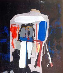 Organisch, Geo, Japan, Abstrakte malerei
