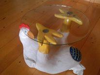 Tisch, Plastik