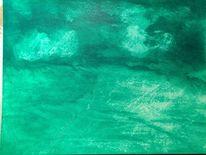 Abbild, Wasser, Landschaft, Gesicht