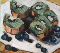 Stillleben, Malerei, Acrylmalerei