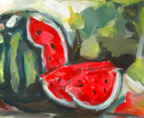Acrylmalerei, Stillleben, Malerei