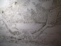 Zeichnungen, Landschaften