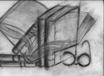 Bibliothek, Malerei