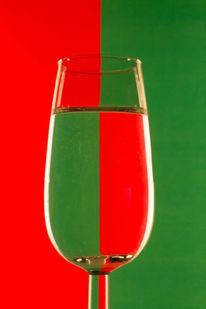 Wasser, Farben, Lichtbrechung, Glas