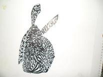 Zeichnung, Tusche, Zeichnungen, Graphiken