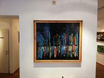 Malerei, Mischtechnik, Acrylmalerei, Modern