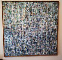 Abstrakt, Malerei, Mischtechnik, Modern