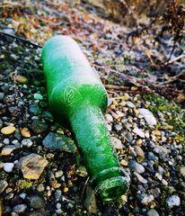 Flasche, Natur, Grün, Fotografie