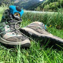 Schuhe, Natur, Wanderung, Fotografie