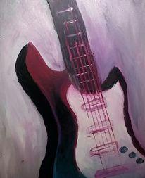 Acrylmalerei, Abstrakt, Anfänger, Malerei
