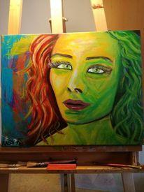 Portrait, Farben, Graz, madeline